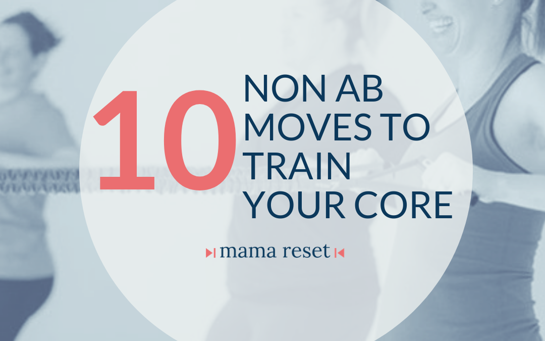 10 Non Ab Moves That Train Your Core