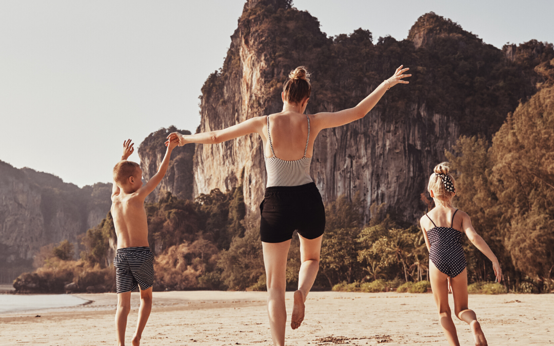 6 Trainer Tips To Stay Balanced On Summer Vacation