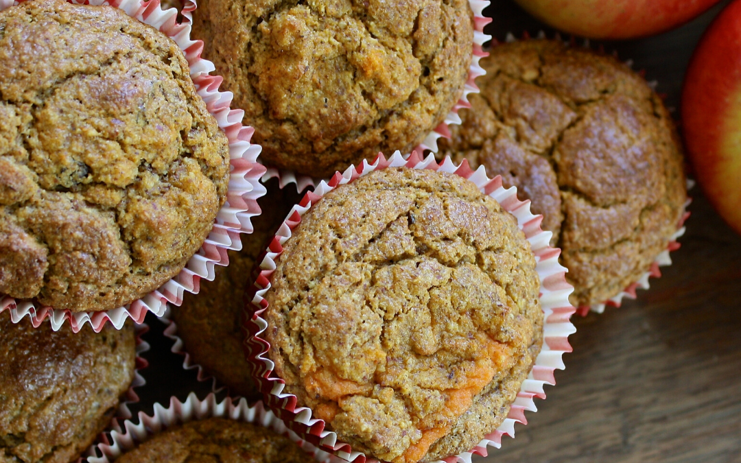 6 Amazing Muffins to Meal Prep