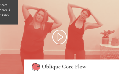 Oblique Core Flow