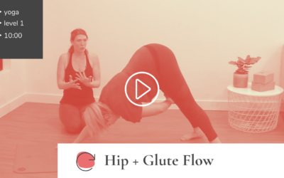 Hip and Glute Flow