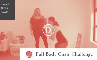 Full Body Chair Challenge