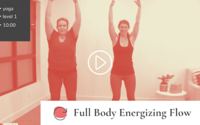 Full Body Energizing Flow