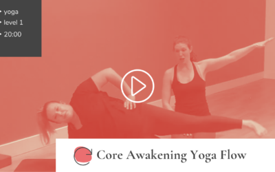 Core Awakening Yoga Flow