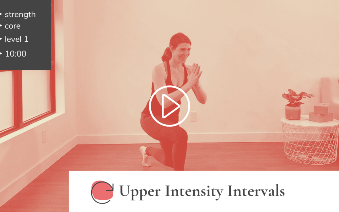Cardio Booster: Upper Intensity-PDF