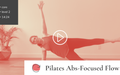 Pilates Abs-Focused Flow