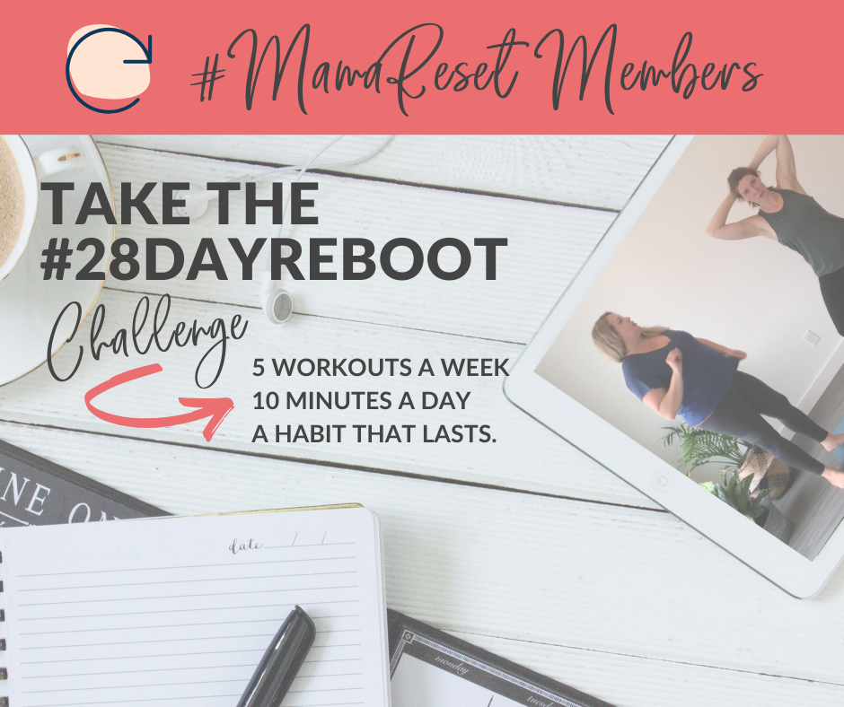 28 Day Reboot