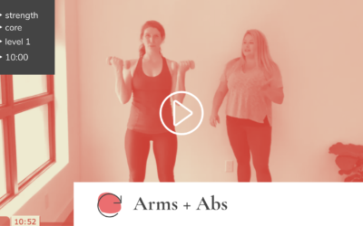 Arms and Abs Quickie