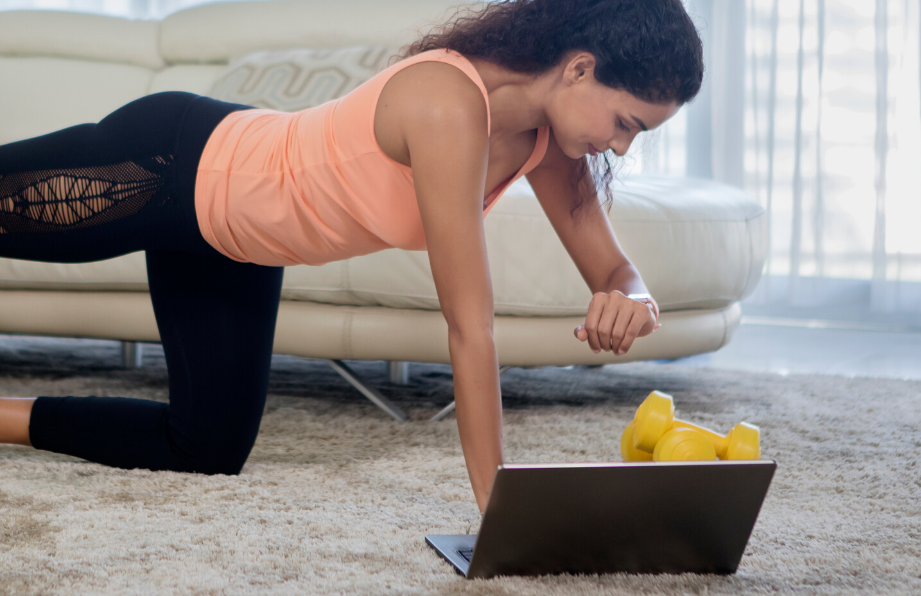 A 5-Minute Workout Even A Mom Has Time For