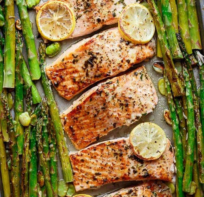 8 Sheet Pan Recipes
