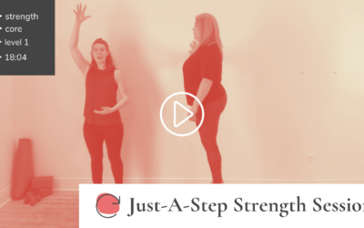 Just A Step Strength