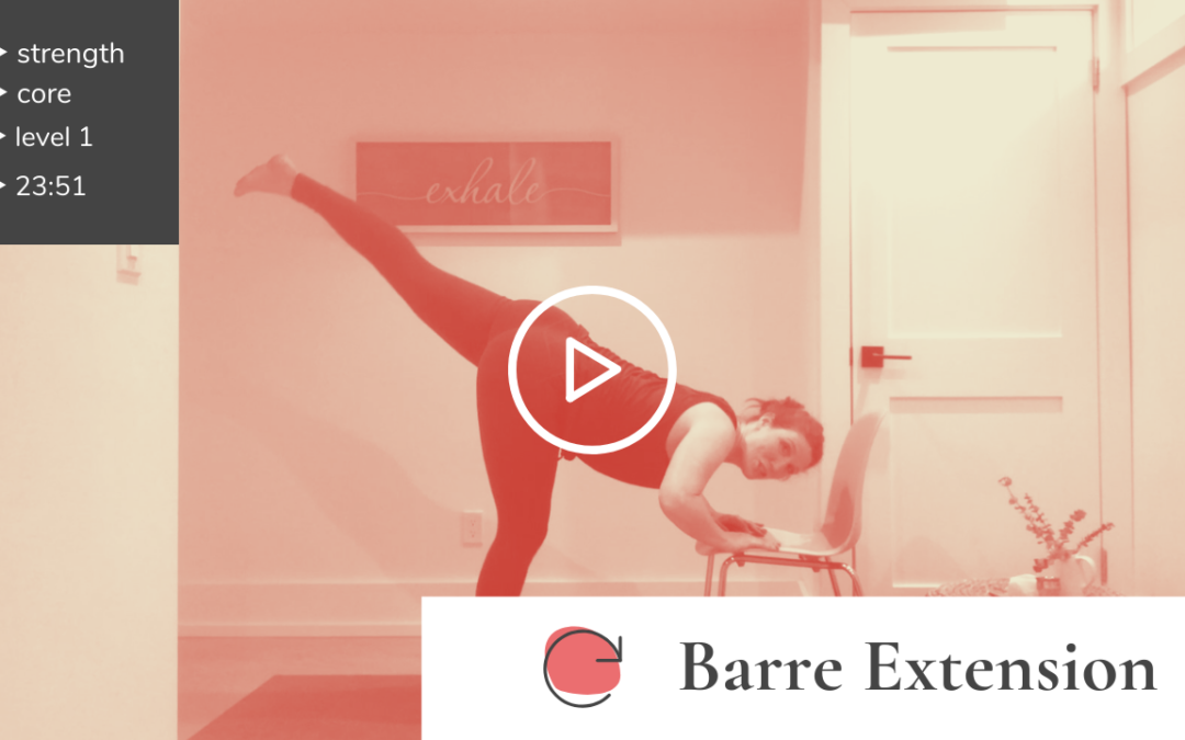 Barre Extension