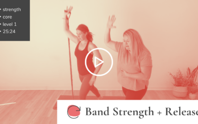Band Strength + Release