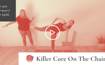 Killer Core on the Chair