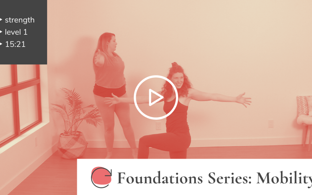 Foundations Series: Mobility