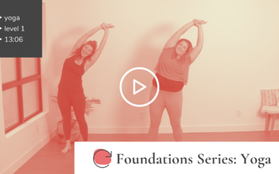 Foundations Series: Yoga