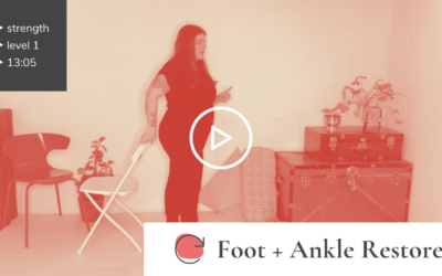 Foot + Ankle Restore