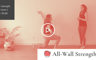 All Wall Strength Workout