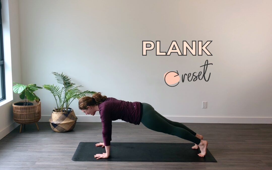 How to Do the Plank Exercise in Postpartum