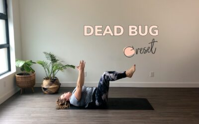 How to Do the Dead Bug Exercise in Postpartum