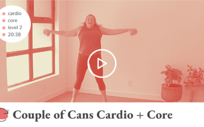 Couple of Cans Cardio + Core